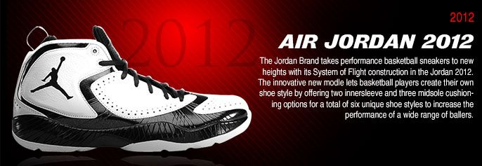 History of Air Jordan 2012 #AirJordan2012