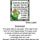 6x9 Envelope Center  Full-Color Pages  Skill: Multiplication  Pages: 5     Each Envelope Center includes a Game Label with clear easy to follow gam...