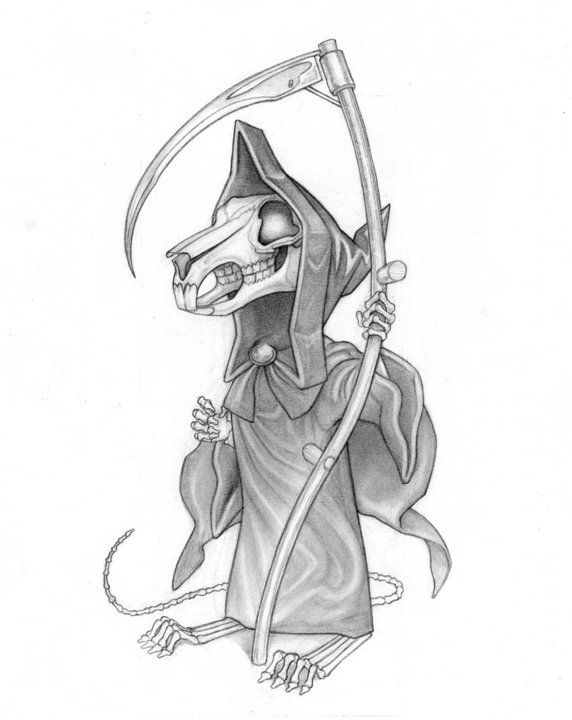 discworld coloring pages | Death of Rats -Paul Kidby | Ankh-Morpork | Pinterest ...
