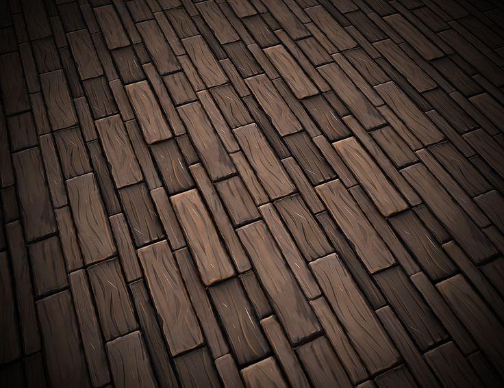 Stylized Wood Texture, Nicholas Balm on ArtStation at…