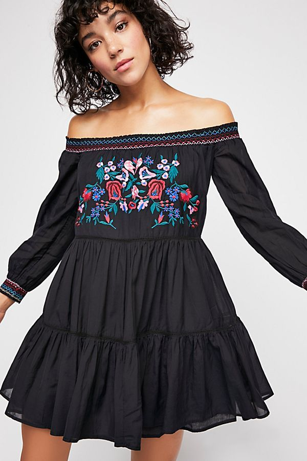6fab59d025267 Sunbeams Mini Dress | dresses | Dresses, Off the shoulder tunic ...