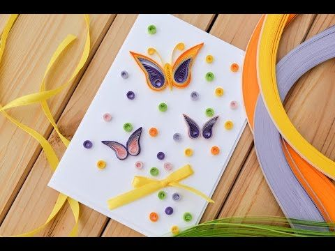 435 best images about quilling on pinterest quilling for Easy quilling designs step by step