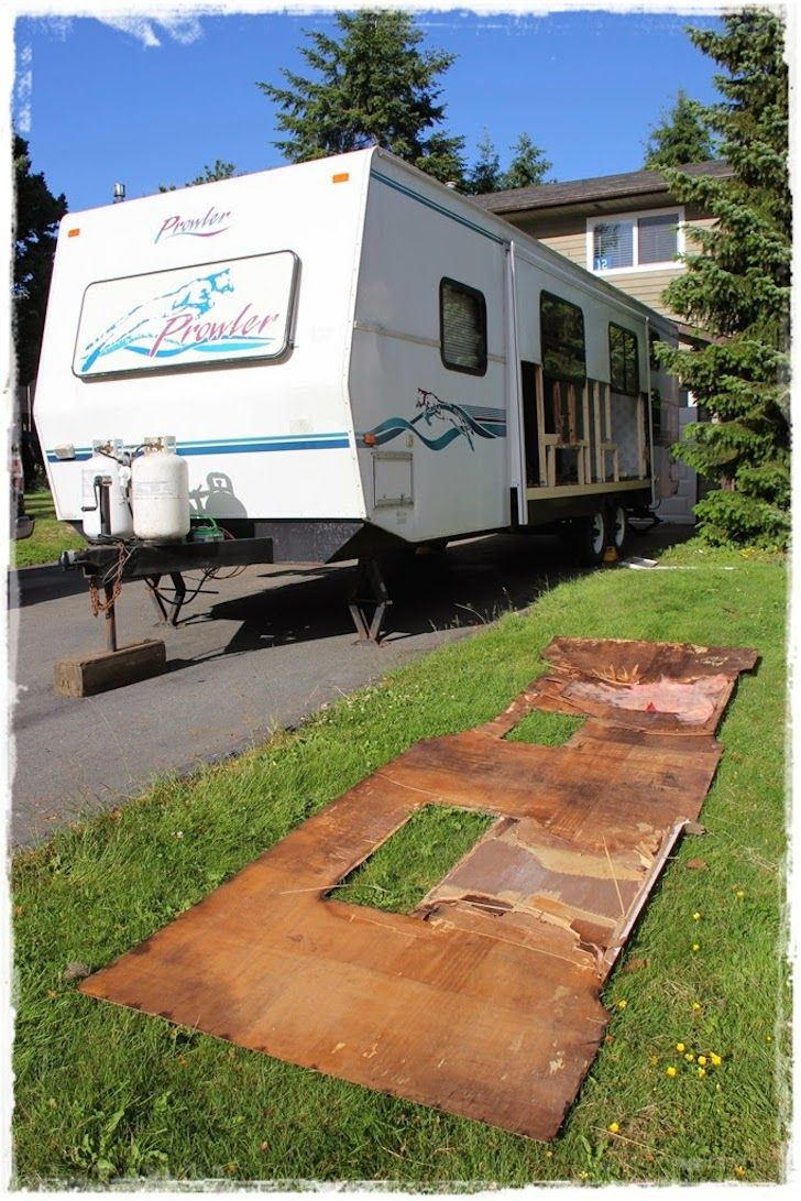 25 Best Rv Siding Repair Images On Pinterest Caravan