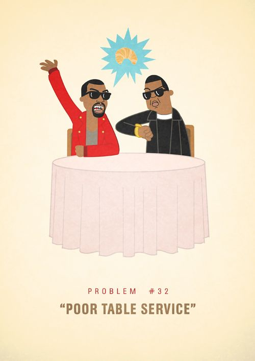 Jay Z's 99 Problems Illustrated