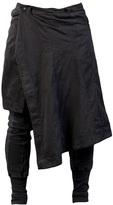 mens skirt pant-julius trouser with top skirt