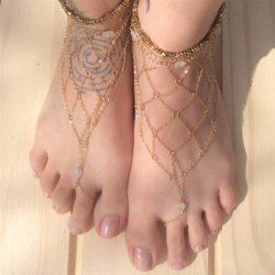 Anklets - Cheap Cute And Sexy Anklets & Ankle Bracelets For Women Online Sale At Wholesale Prices | Sammydress.com