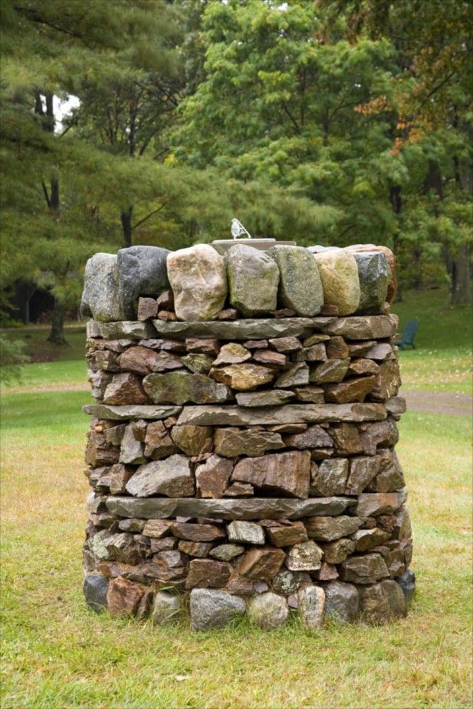 Dan Snow Stoneworks: Gallery of installations and works in dry stone | DAN SNOW