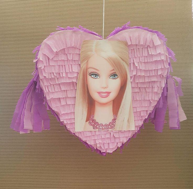 πινιατα Barbie (καρδιά) | Barbie (heart) pinata