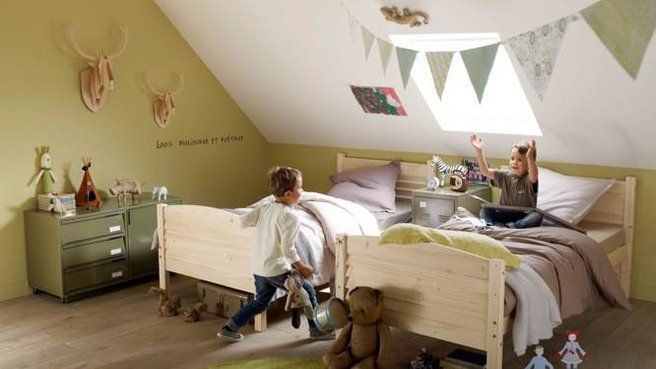 inspiration nature pour la chambre d enfant photos nature and inspiration. Black Bedroom Furniture Sets. Home Design Ideas