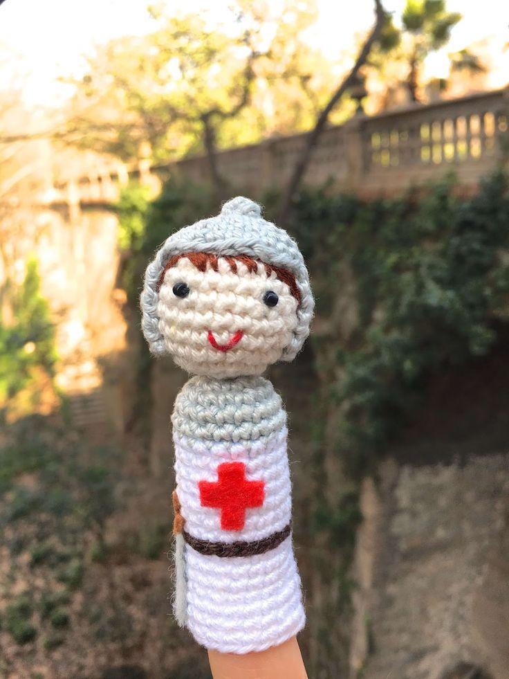 988 besten finger puppets crochet Bilder auf Pinterest ...