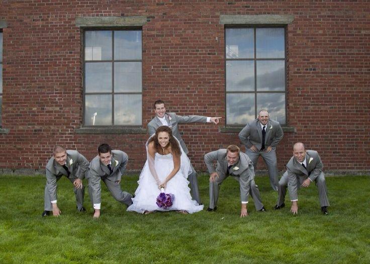 64 best football wedding images on pinterest football wedding football themed wedding picture junglespirit Choice Image