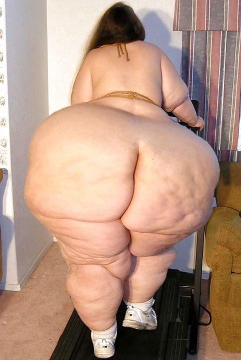 Super mega big bbw ass valuable