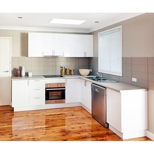 See how home improvement expert Cherie Barber tackles a full kitchen renovation on a shoestring budget in a Sydney family home.