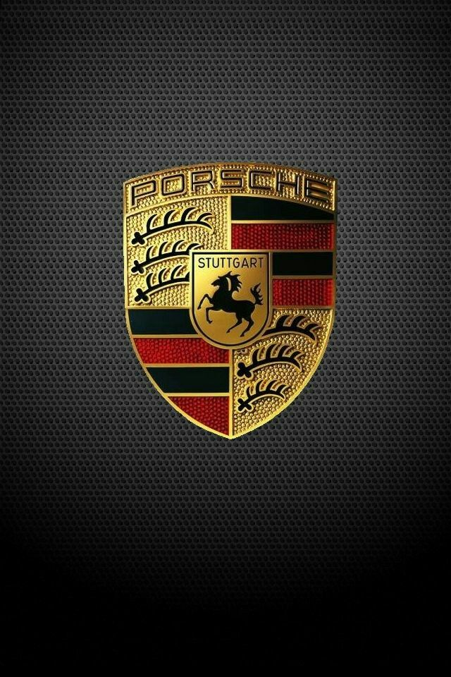 Porsche Logo Car Wallpapers Porsche Cars Car Iphone Wallpaper