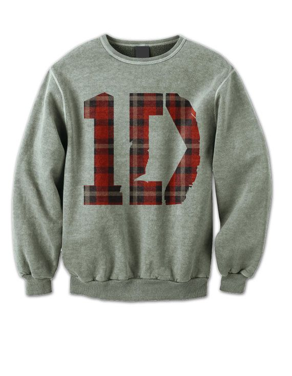 One Direction Sweatshirt 1D Shirt One Direction by FANdamonium