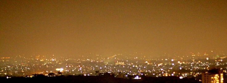Citylight From Dago Resort