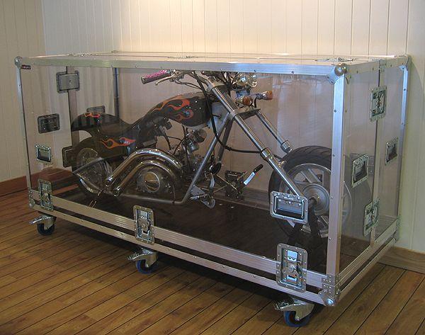 Flightcase til MC