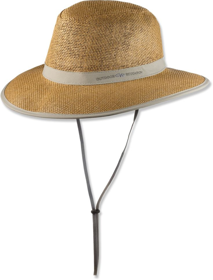 From CanX: Outdoor Research Papyrus Brim Hat -- This is the sunhat that will be for sale at your orientation meeting! Three sizes available: M, L, XL.
