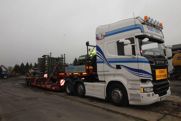 Transport Amazone Catros 5500  #landmaschinehf #hfeder70