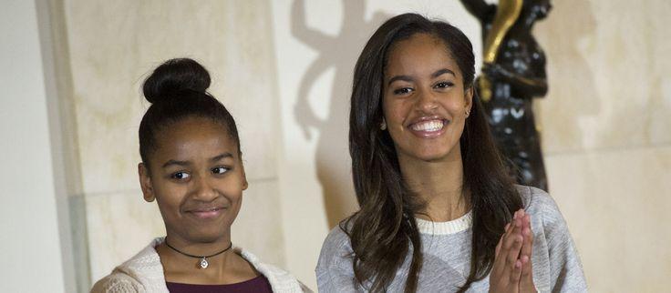 Malia et Sasha Obama reçoivent dans une lettre émouvante les conseils des filles de George W. Bush - Gala