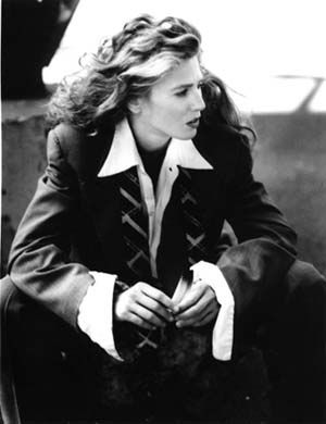 """Sophie B. Hawkins, from the """"Tongues and Tails"""" album art."""