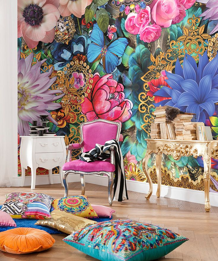 Look at this Melli Mello Kevena Wall Mural on #zulily today!