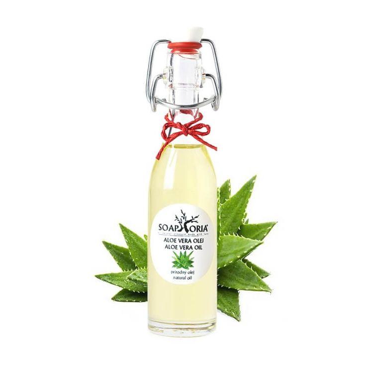 Olej z Aloe vera radíme medzi liečivé oleje, ktorý efektívne ošetrí a upokojí pokožku podráždenú, …