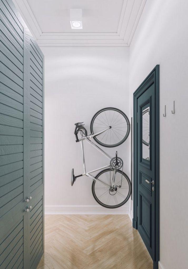 30 og 44 kvadratmeter: To små lejligheder med store armbevægelser