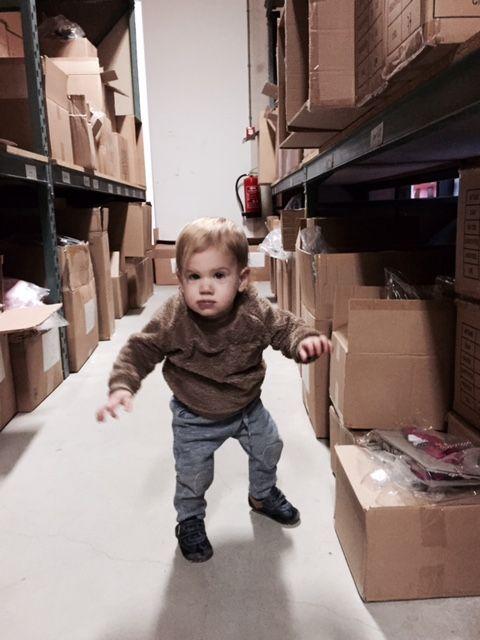 #snoozebaby warehouse