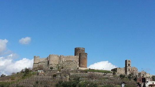 il complesso del castello, insieme alla cattedrale