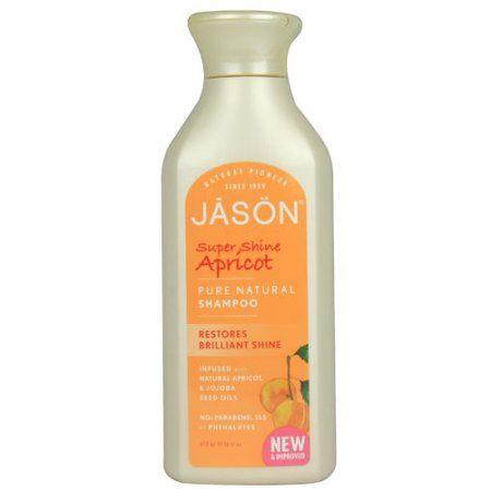 Jason Shampoo Apricot, White