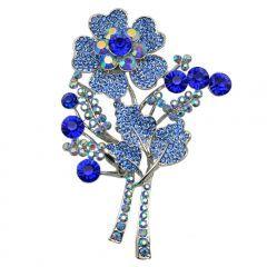 Ocean Pole Mavi Çiçek Broş #ekoldüğmesi #koldüğmesi #cufflinks #alisveris #erkekmodası #kadınmodası #mensfashion #womensfashion #menstyle #womenstyle #woman #man #style #taki #stil #giyim #tarz #moda #life #aksesuar #shopping #gift #fashion #fashionista #mavi #çiçek #broş #blue #flower #brooch