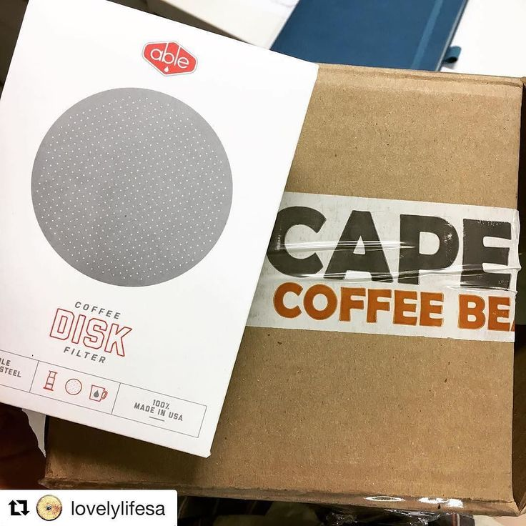#Repost @lovelylifesa with @repostapp  Thank you @capecoffeebeans for the speedy delivery service!! I can't wait to use my Aeropress with my new stainless steel filter!! #coffee #aeropress