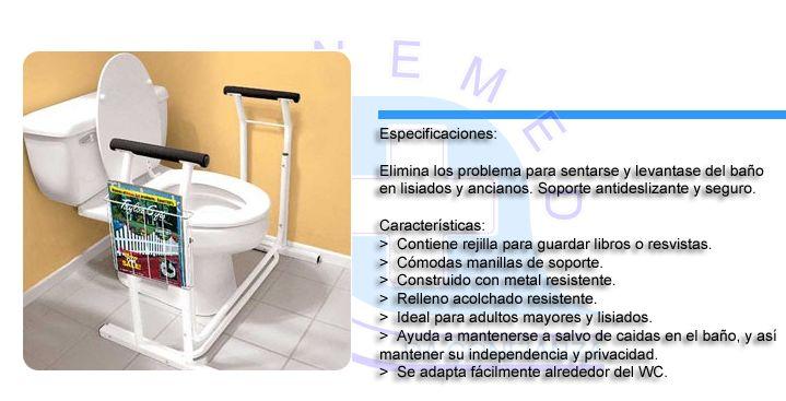 barra wc