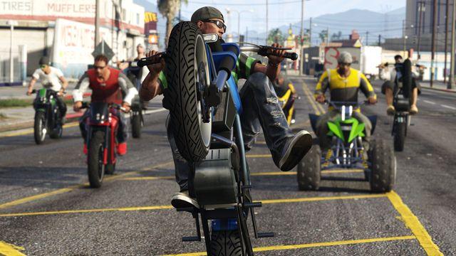 GTA Online: Bikers Now Live