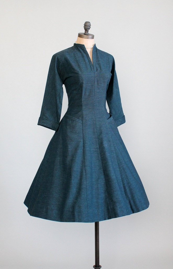 Vintage 1950s New Look Dress