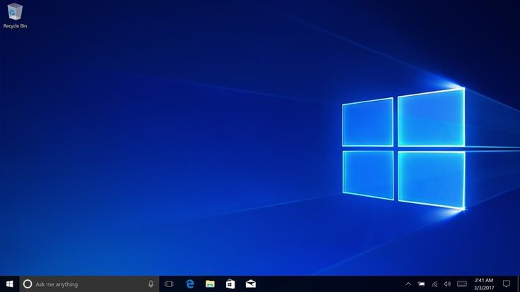 Microsoft revamps Windows 10 Hero wallpaper for the Creators Update