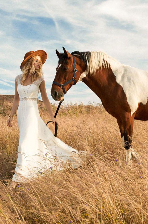 Brautkleider von Rembo Styling - Model Funny