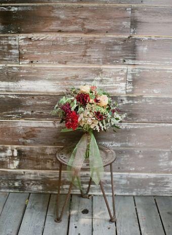 Jen's bouquet early fall 2016 Janae Shields Photography