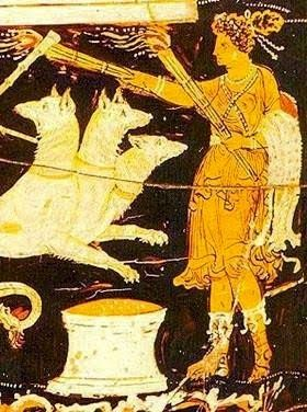 Le Sanctuaire.: Hécate (par Esmé Trivia et Athénos Orphée .)