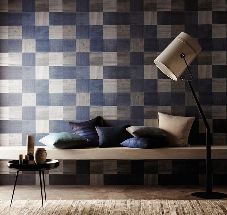 Wandbekleding & Behang | Interieur Paauwe Zonnemaire