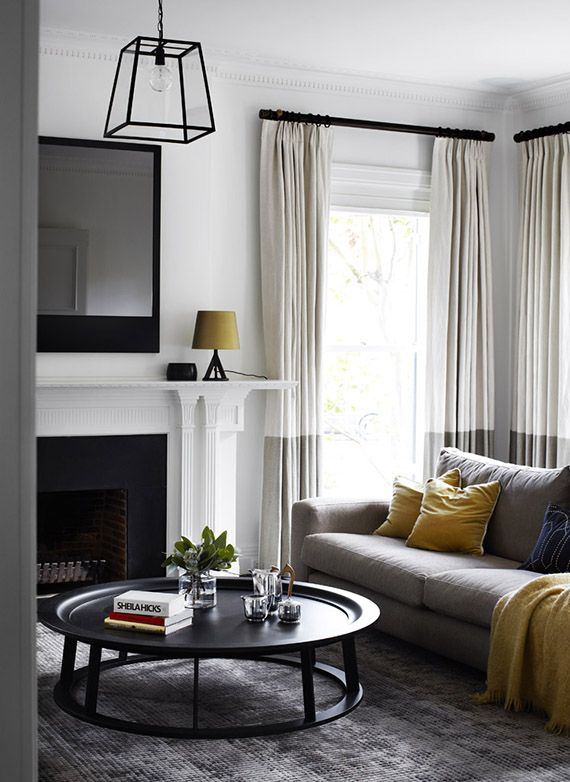 Contemporary Classic Family Home. Design By Robson Rak Architects. Image By  Sharyn Cairns Via