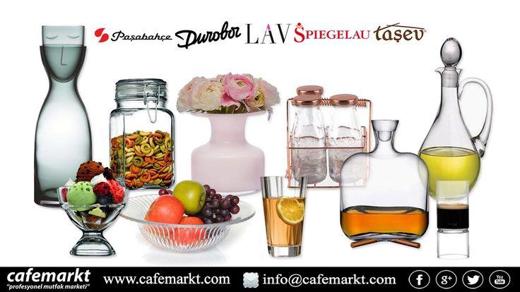 Şık ve elegan tasarıma sahip cam ürünlerimiz için tıklayın. https://www.cafemarkt.com/cam-urunler #Cafemarkt #CamÜrünler #Paşabahçe #Spiegelau #Lav #Taşev #Durobor  Specially designed elegant glass products for sale in our website now. https://www.cafemarkt.com/glass-products-en #Glassware #GlassProducts #Glass #Jar #Jug #Mug