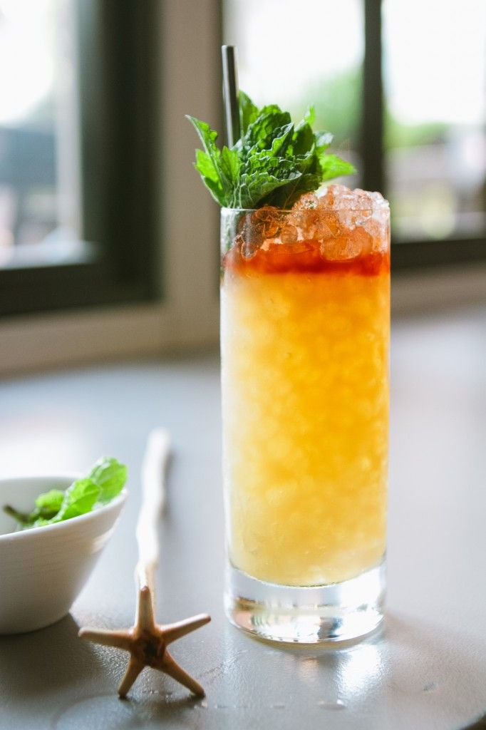 The Company Swizzle - The Hawthorne (Boston) via A Thought For Food (Brian Samuels)