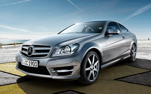 2015 Mercedes C350 4matic Coupe