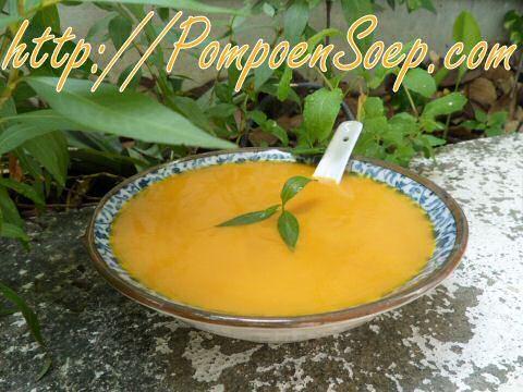 Maak de beste pompoensoep ter wereld met dit makkelijk pompoensoep recept van…