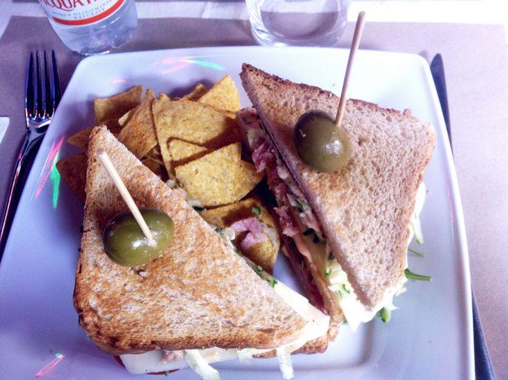 sandwich banco milano