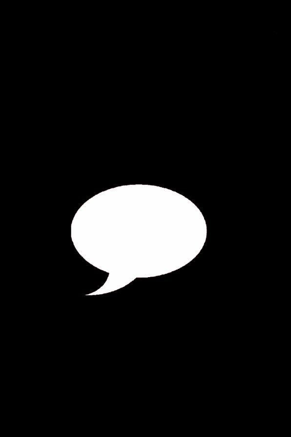 Message In 2021 Black App App Icon Design App Icon Black and white wallpaper icon