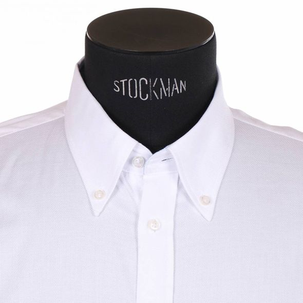 col americain chemise homme
