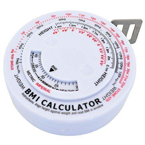 66FIT Mètre ruban avec indicateur d'IMC: Price:10.69Le ruban anatomique de mesure et le calculateur d'IMC (Indice de Masse Corporelle)…